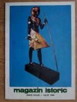 Anticariat: Magazin istoric, iulie 1995