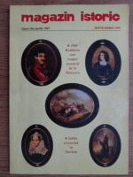 Anticariat: Magazin istoric, septembrie 1999