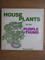 Maggie Baylis - House plants for the purple thumb