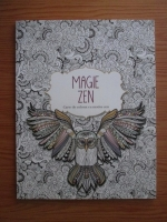 Anticariat: Magie zen. Carte de colorat cu motive zen