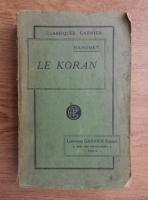 Mahomet - Le Koran (1883)