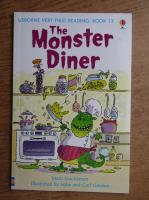 Anticariat: Mairi Mackinnon - The monster diner