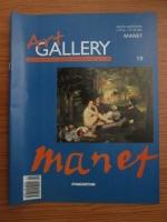 Anticariat: Manet (Art Gallery, Viata si operele marilor protagonisti ai artei, nr. 19)