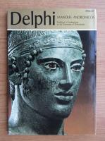 Anticariat: Manolis Andronicos - Delphi