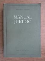 Manual juridic (1957)