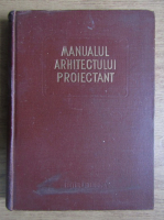 Anticariat: Manualul arhitectului proiectant (volumul 2)