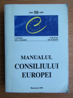 Anticariat: Manualul Consiliului Europei