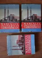 Anticariat: Manualul inginerului termotehnician (3 volume)