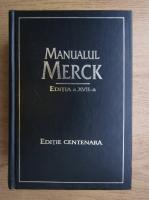 Anticariat: Manualul Merck de diagnostic si tratament. Editie centenara