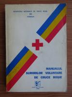 Anticariat: Manualul surorilor voluntare de Cruce Rosie