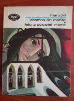 Manzoni - Doamna din Monza. Istoria coloanei infame