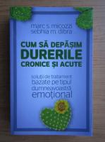 Anticariat: Marc S. Micozzi - Cum sa depasim durerile cronice si acute. Solutii de tratament bazat pe tipul dumneavoastra emotional