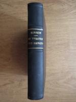 Anticariat: Marcel Brion - Le theatre des esprits (1941)