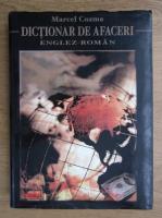 Marcel Cozma - Dictionar de afaceri, englez-roman