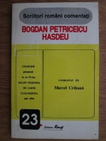 Anticariat: Marcel Crihana - Bogdan Petriceicu Hasdeu