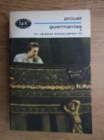 Anticariat: Marcel Proust - Guermantes (volumul 1)