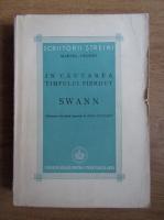 Anticariat: Marcel Proust - In cautarea timpului pierdut. Swann (1945)