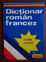 Marcel Saras - Dictionar roman-francez (15.000 cuvinte)