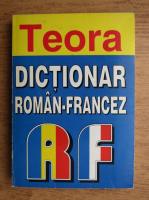 Marcel Saras - Dictionar roman-francez de buzunar