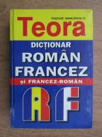 Anticariat: Marcel Saras - Dictionar roman-francez, francez-roman