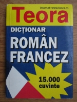 Anticariat: Marcel Saras - Dictionar roman-francez