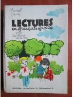Anticariat: Marcel Saras - Lectures en francais facile por les eleves de Ve-VIIIe. Troisieme livre