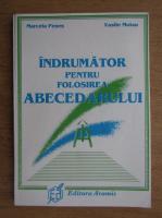 Anticariat: Marcela Penes, Vasile Molan - Indrumator pentru folosira abecedarului (1995)