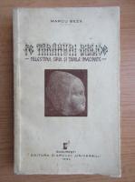 Anticariat: Marcu Beza - Pe taramuri biblice (1934)