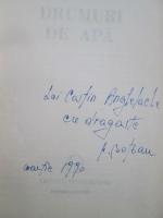 Anticariat: Marcu Botzan - Drumuri de apa (cu autograful autorului)