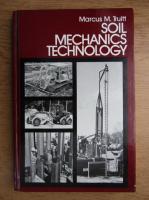 Marcus M. Truitt - Soil mechanics technology