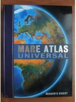 Mare atlas universal (Reader's Digest)