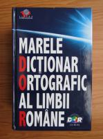 Anticariat: Marele dictionar ortografic al limbii romane