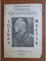 Anticariat: Maresalul Ion Antonescu - Soldat martir