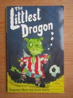 Anticariat: Margaret Ryan - The littlest dragon