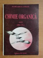 Anticariat: Margareta Avram - Chimie organica (volumul 2)