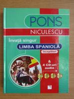Anticariat: Margarita Gorrissen - Invata singur limba spaniola. Incepatori