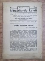 Margaritarele lumii (numerele 1-5)