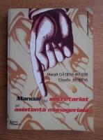 Margit Gatjens Reuter - Manual de secretariat si asistenta manageriala