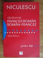 Maria Braescu - Dictionar francez-roman, roman-francez