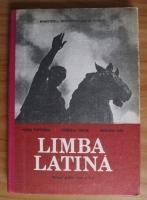 Maria Capoianu - Limba latina. Manual pentru clasa a X-a