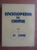 Maria Elena Ceausescu - Enciclopedia de chimie (volumul 3)