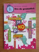 Anticariat: Maria Emilia Goian - Ora de gramatica. Clasa a VIII-a (2014)