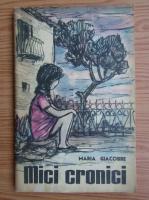 Maria Giacobbe - Mici cronici