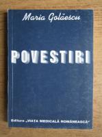 Anticariat: Maria Golaescu - Povestiri