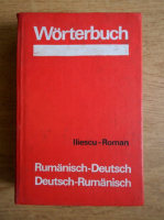 Anticariat: Maria Iliescu, Al. Roman - Dictionar roman-german, german-roman