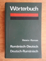 Anticariat: Maria Iliescu - Dictionar Roman-German, German-Roman