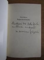 Anticariat: Maria Marian - Regina incurcaturilor (cu autograful autoarei)