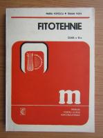 Maria Popescu - Fitotehnie, clasa a XI-a (1984)