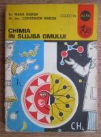 Maria Rabega - Chimia in slujba omului
