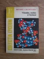Maria Rabega, Constantin Rabega - Vitamine, enzime si hormoni